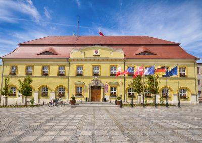 Ratusz miejski - Urząd Miasta Darłowo