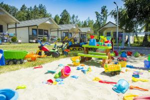 Plac zabaw dla dzieci Morska Przystań