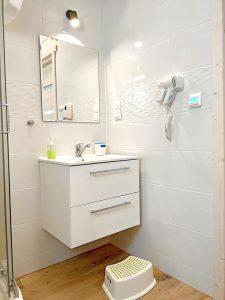 łazienka domki